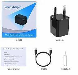 Ifitech - 1080p HD Hidden Camera Plug USB Charger