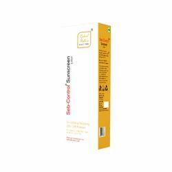 Seb Control Sunscreen Lotion