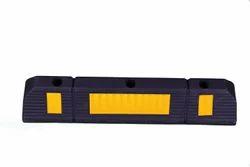 H2PS600 Rubber Car Stopper