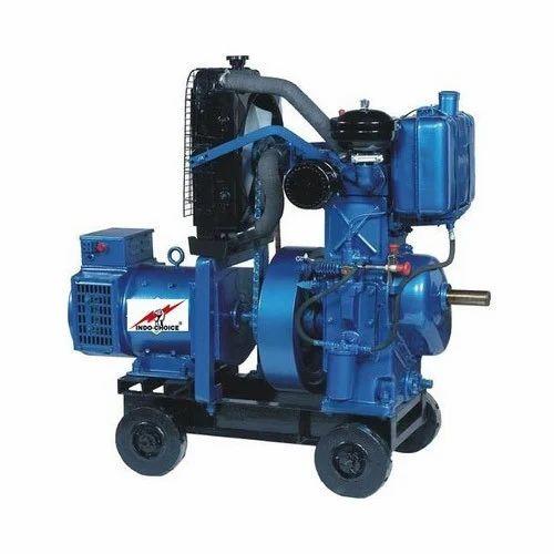 Kirloskar Diesel Generator 10 Kva Rs 145000 Unit1 Palaniappa Mill Stores Id 18302765388