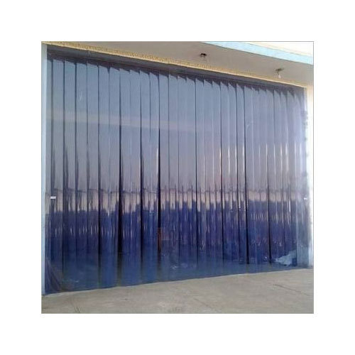 Pvc Industrial Curtains Straps at Rs 150 /square feet | N R Road ...