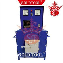 Gold Tool Burnout Furnace with Digital Timer Box