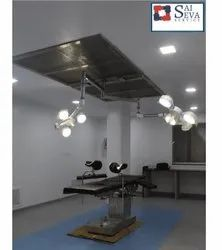 Powder Coated Operation Theater