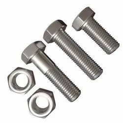 SS Nut And Bolt