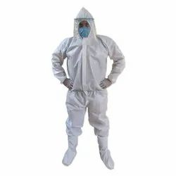 Shieldcare PPE Kit 60 GSM SSMMS White, Number of Layers: 1