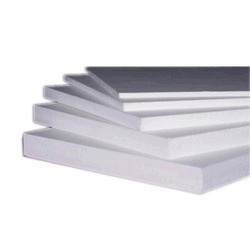 White Rectangular EPS Thermocol Sheet, For Packaging