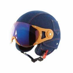 Ares Denim-Blue Professional Helmet