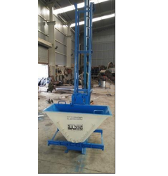 Angle Type Tower Hoist