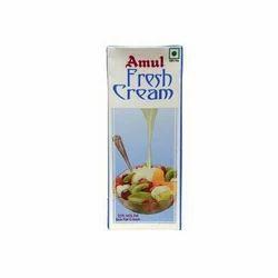 Amul Fresh Cream, Packaging Type: Box