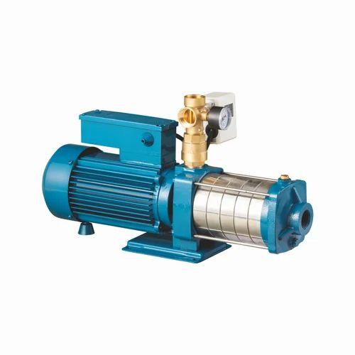 Single Phase Multistage Water Pump, 1.0 HP, Rs 7000 /piece Deepa Agencies |  ID: 5703457930