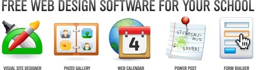 Education Online Software - Website