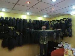 Indian Human Hair Club Hair King