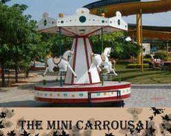 Mini Horse Carousel