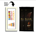 Cadbury Bournville Raisin & Nut 80g Set Of 2 With Personalized Cover