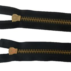 Antique Copper Brass Zippers