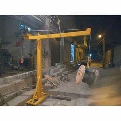 Monkey Lift Machine, Capacity: 1-3 Ton