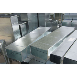 Industrial Modular Duct