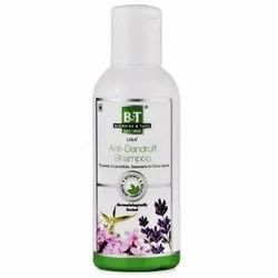 B&T Herbal Anti Dandruff Shampoo, Packaging Size: Available In 150 Ml., Packaging Type: Bottle