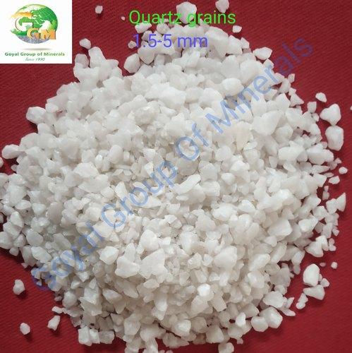 Medium Size Quartz Grains (5 mm)