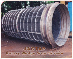 Rotary Wedge Wire Screen