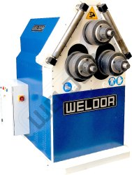 WELDOR SECTION BENDING MACHINE, For Industrial