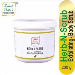 200 gm Herb N Scrub Skin Purifying Scrub