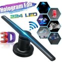 High Speed 3D Hologram Fan Advertising Display LED Fan 42 CM with Wi-Fi display