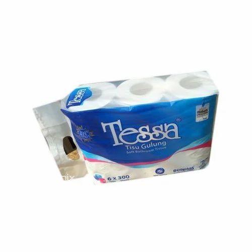 Plain Bathroom Tissue Roll Rs 48 Pack Rony Packaging ID Classy Bathroom Tissue