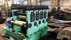 Plate Straightening Machine