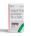 Virpas 90mg/400mg Tablet