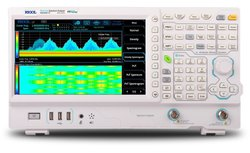 9kHz to 1.5GHz Spectrum Analyzer with Tracking Gen.,Up to 10MHz Real-Time Bandwidth,10Hz -10MHz RBW