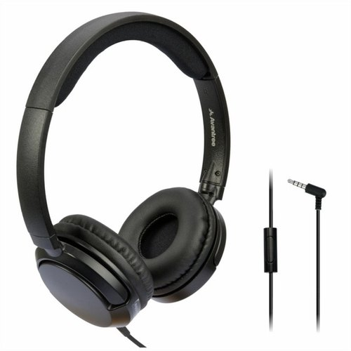 33cd8211a7d Avantree Black Wired Headphone, Packaging Type: Box, Rs 550 /piece ...