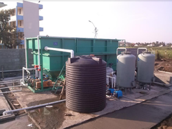 Automatic MS,FRP Waste Water Treatment Plant, Capacity: 10 M3/day - 1000 M3/day