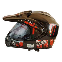 Black BlueWings Sporty Full Face Bluetooth Smart Motorcycle Helmet, Packaging Type: Box , Size: XL