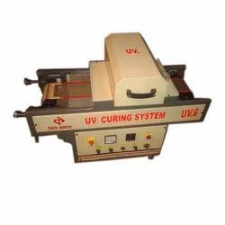 Small UV Curing Machine