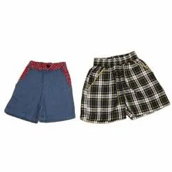 School Polyester Shorts