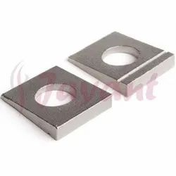 Square Taper Washer-Chemical Matte Blackening,Polish,Uni-chromate,HDG Coated Square Tapered Washers