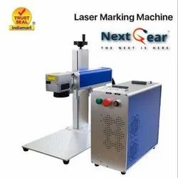 Automatic Fiber Laser Metal Marking Machine