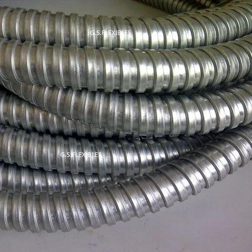 Galvanized Steel Flexible Conduits