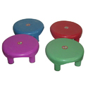Lalta Plastic Bathroom Stool
