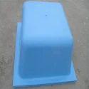 Thakurela Light Blue Frp Products, Size: 50x50x50cm