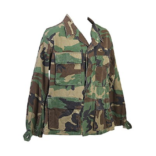 24f93cb618687 Male Polyester-Viscose Camouflage Military Jacket, Rs 600 /piece ...