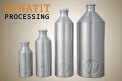 Conical Shape Aluminum Bottle