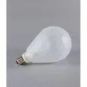 Cool White Round Ceramic Led Bulb, Base Type: E14