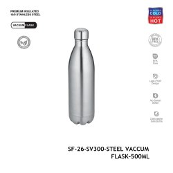 Stainless Steel Flask Bottle-SF-26