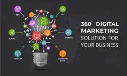 Digital Marketing Services, in Pan India