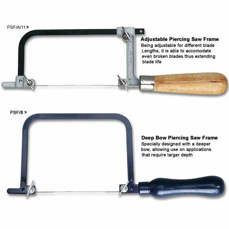 Piercing Saw Frames, Special Hand Tools - Kannan Hydrol & Tools ...