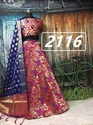 Attractive Designer Banarasi Lehenga Choli