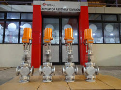 Motorized Oil Control Valves