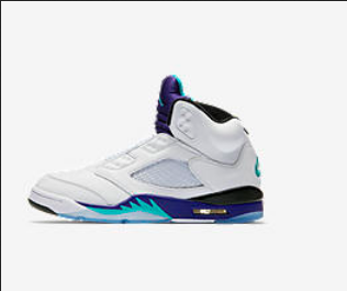 on sale b4b1a 03aee Nike Air Jordan 5 Retro Shoe